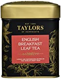 Taylor's of Harrogate English Breakfast Leaf Tea 125 g, 1er Pack (1 x 125 g)