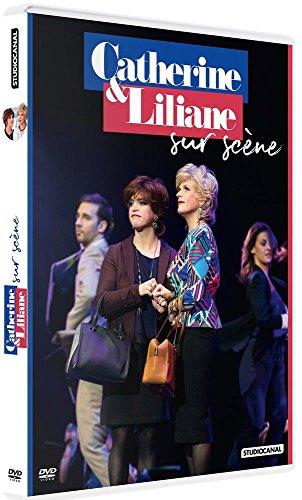 Catherine et Liliane sur scène