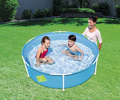 Piscina Desmontable Tubular Infantil Bestway Mi Primera Piscina 152x38 cm