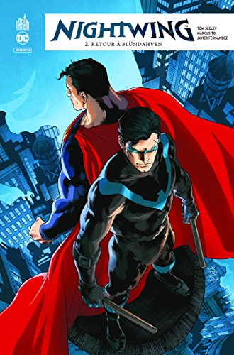 Nightwing rebirth, Tome 2 : Blüdhaven