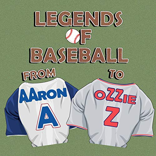 Legends of Baseball: from Aaron to Ozzie (English Edition)