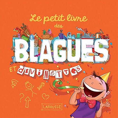 Le petit livre des blagues et devinettes par Michèle Lecreux