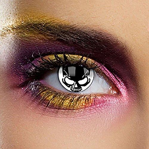 Make Und Ding Kostüme 2 Up Ding 1 (EDIT 1 Jahr Farbige Kontaktlinsen Ohne Stärke (Skull -)