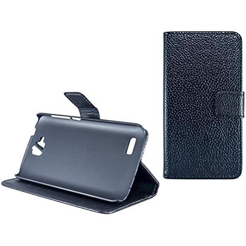 Flip Case para Huawei Honor Holly piel sintética cierre magnético)