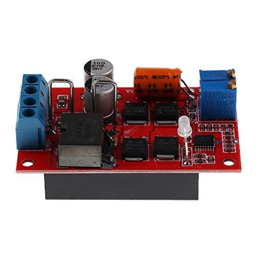 PETSOLA 12V MPPT Solar Panel Controller Charger Modul 3S 18650 Li-ion Batterie Ladegerät 1-100W 5A 9V 12V 18V 24V Solar Panel Controller