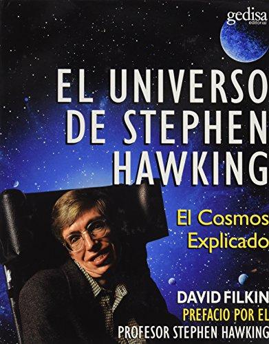 El universo de Stephen Hawking por David Filkin