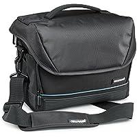 Cullmann Madrid Sports Maxima 325 98316 Messenger Bag for DSLR Camera Blue//Grey
