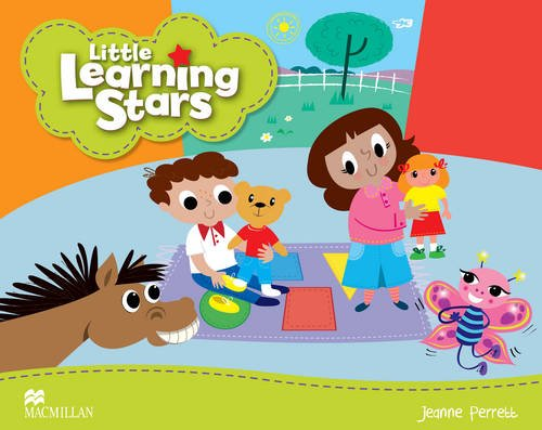 Little Learning Stars Pupil's and Activity Book combined por Jeanne Perrett