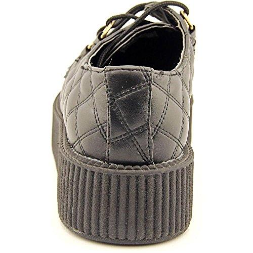 T.u.k. A8828, Unisex-Erwachsene Sneakers Schwarz (Black)