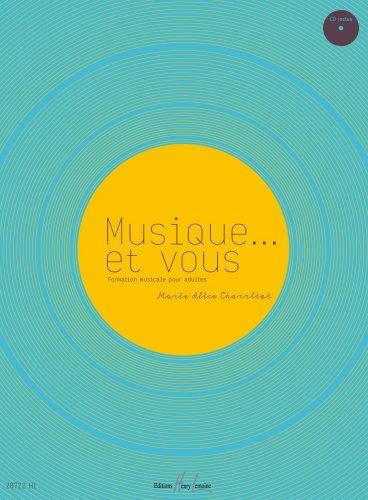 Musique... et vous par CHARRITAT Marie-Alice