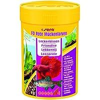 Sera FD Larvas rojas de mosquito 100 ml (9 g) XXX