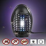 Universal Insekten-Vernichter 8W für innen Insektenlampe Insektenabwehr Insektenfalle Insektenschutz Fliegenfalle Fliegenfänger Mücke Falle UV-Licht