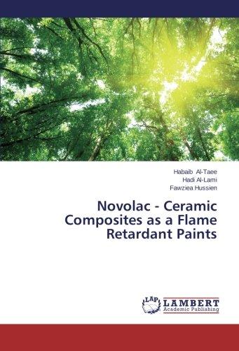 Novolac - Ceramic Composites as a Flame Retardant Paints