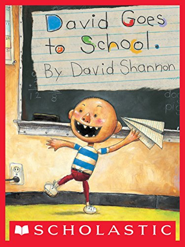 David Goes to School eBook: Shannon, David, Shannon, David: Amazon ...