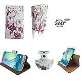 Handy Hülle für - Archos 50e / 50f Neon - mit 360 Grade