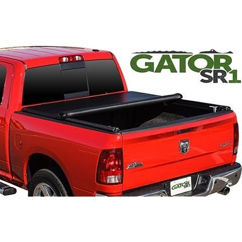 Gator SR1 Roll Up Tonneau Cover 55109 Chevy/GMC Sierra 1500/Sierra 2500 HD/Sierra 3500 HD/Silverado 1500/Silverado 2500 HD/Silverado 3500 HD 2014-2015 6.5 ft Bed by Gator - Sierra 2500 Hd