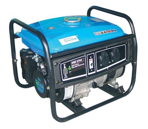 Güde 40628 Stromerzeuger GSE 2700, 2000/2300 Watt 1-Zylinder/4-Takt-Motor 4 kW / 5,5 PS -