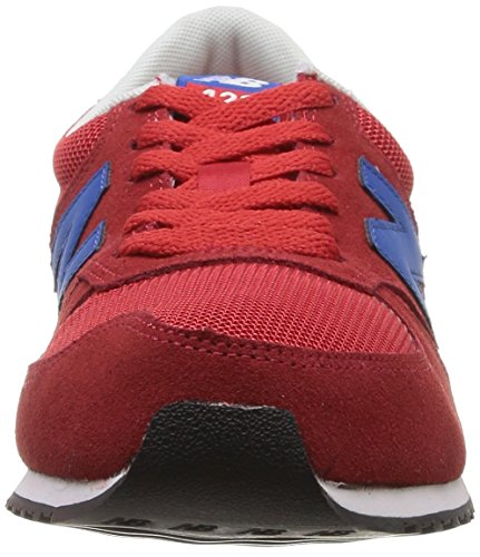New Balance U420 D, Baskets mode mixte adulte Rouge (Snrr Red/Blue)