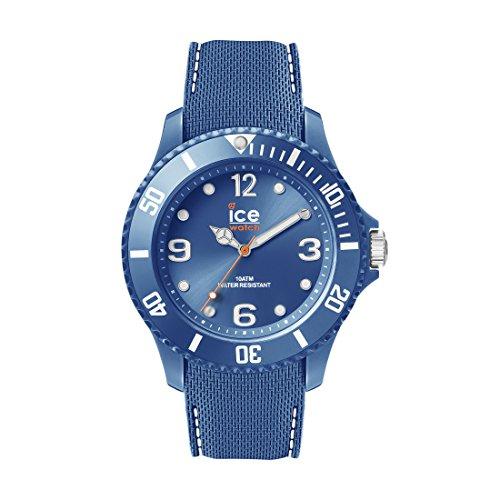 Ice-Watch - ICE sixty nine Blue jean - Reloj blu para Hombre con Correa de silicona - 013618 (Large)