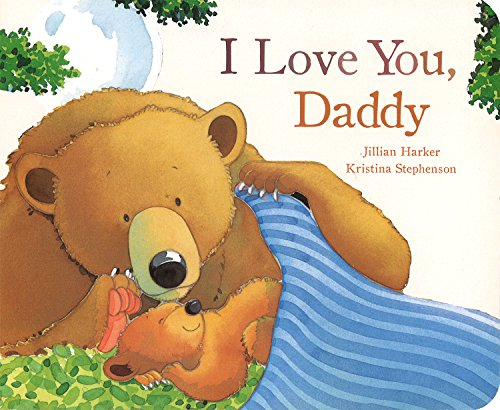 I Love You Daddy (Picture Board Books)