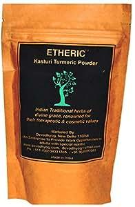 Etheric Wild Kasturi Turmeric Powder (100 gms)