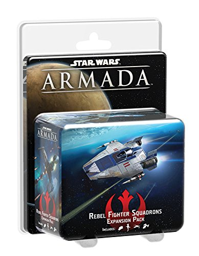 Preisvergleich Produktbild Star Wars Armada - Rebel Fighter Squadrons Expansion Pack