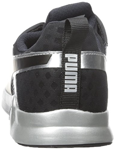 Puma Pulse XT Lazer Ech Synthétique Baskets Puma Silver-Black