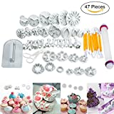 Sedhoom Fondant Ausstecher Set DIY 47tlg