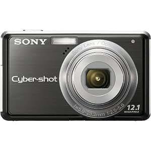 Sony Cyber-SHOT DSC-S980B Appareils Photo Numériques 12.1 Mpix Zoom Optique 4 x Noir