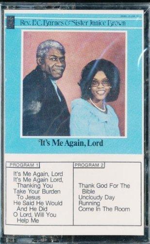 It's Me Again Lord by Rev F.C. Barnes (1983-01-01)