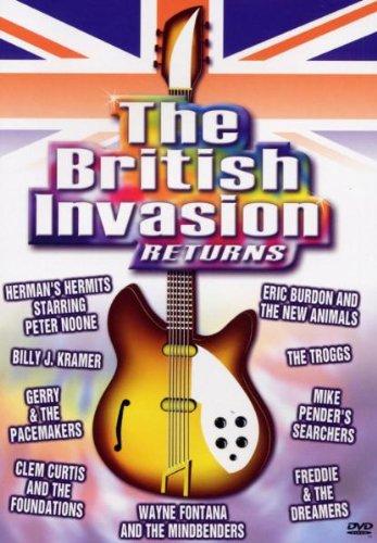 Various Artists - The British Invasion Returns