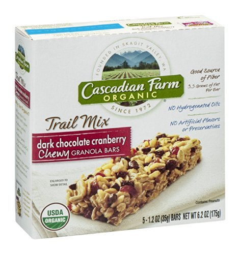 cascadian-farm-organic-dark-chocolate-cranberry-trail-mix-granola-bar-62-ounce-12-per-case-by-cascad