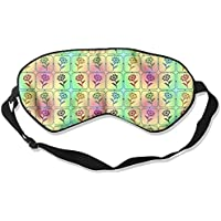 Sleep Eye Mask Floral Flowers Lightweight Soft Blindfold Adjustable Head Strap Eyeshade Travel Eyepatch E6 preisvergleich bei billige-tabletten.eu