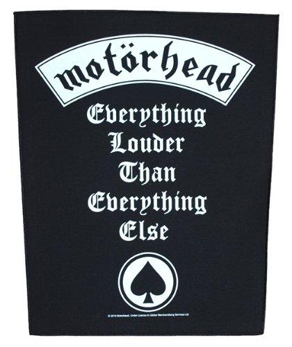 Motörhead toppa Everything Louder Helloween