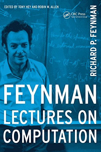 Feynman Lectures On Computation (Frontiers in Physics) (English Edition)