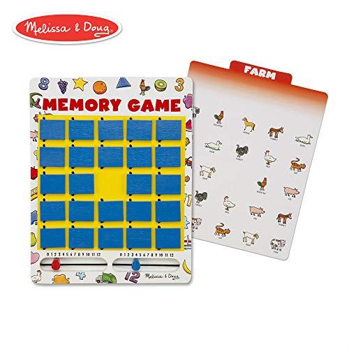 Melissa & Doug 2090 - Flip-to-Win Memory