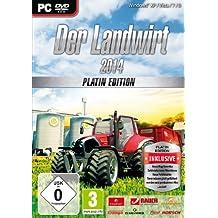 Der Landwirt 2014 - Platin Edition incl. Add - On - [PC]