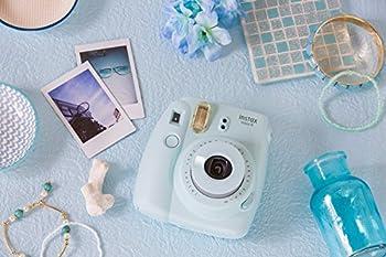 Fujifilm Instax Mini 9 Kamera Ice Blau 8