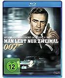 James Bond - Man lebt nur zweimal [Blu-ray]