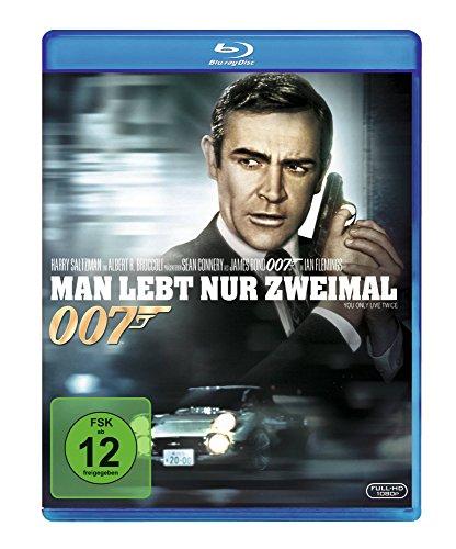 James Bond - Man lebt nur zweimal [Blu-ray] (James Bond Connery)
