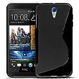 HTC Desire 620 Hülle - Zovonic - Classic Design Soft Cover