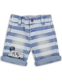 The Essential One - Baby Kinder Jungen - Shorts - Blau - EOT214