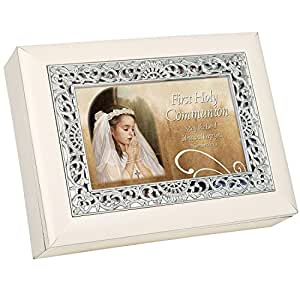 Ave Maria First Communion Music Box for Girls