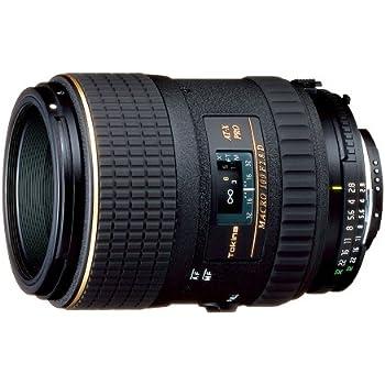 Tokina AF 100mm F/2.8 Macro AT-X 100AF PRO D - Nikon