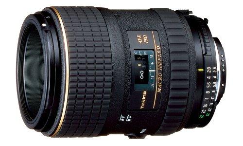 Preisvergleich Produktbild Tokina ATX 2,8/100 Pro D Macro AF Objektiv für Nikon