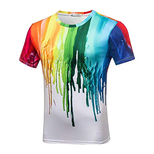 37d18b5ec99 Gay t-shirt. le meilleur prix dans Amazon SaveMoney.es