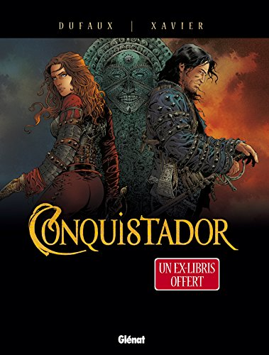 Conquistador - Coffret Tomes 03 et 04
