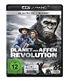 Planet der Affen: Revolution [Blu-ray]