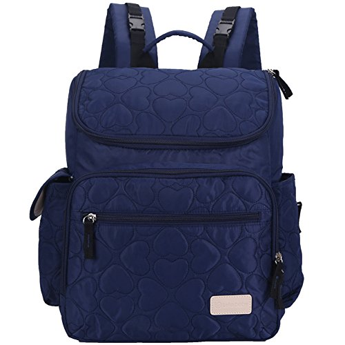 lekebaby-brief-vogue-heart-pattern-super-capacity-multi-purpose-nappy-changing-backpack-with-1-chang