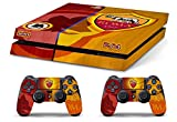 Skin PS4 AS ROMA ULTRAS CALCIO - limited edition DECAL COVER Schutzhüllen Faceplates playstation 4 SONY BUNDLE